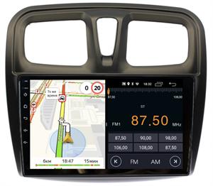 Parafar для Renault Logan II, Sandero II 2013-2020 на Android 8.1.0 (PF174LTX)
