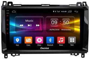 CarMedia OL-9946-S9 для Mercedes A-klasse (W169), B-klasse (W245), Vito (W639 / W447), Viano ll (W639), Sprinter на Android 8.1