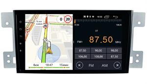 Parafar для Suzuki Grand Vitara III 2005-2015 на Android 8.1.0 (PF053LTX)