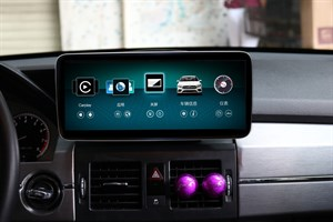 CarMedia XN-M1009 для Mercedes-Benz GLK X204 2008-2012 NTG 4.5 на Android 10.0