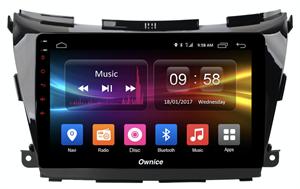 CarMedia OL-1663-S9 для NISSAN MURANO 2015 - 2018 на Android 8.1