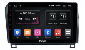 CarMedia OL-1688-2D-S9 для Toyota Tundra 2007 - 2013 на Android 8.1