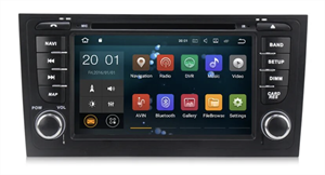 CarMedia XN-A790-P6 AUDI A6 II (C5) 1998-2004, ALLROAD 1998-2006 C5 на Android 10.0