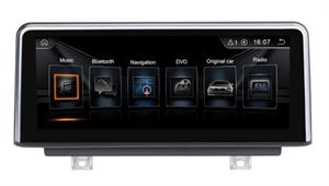 CarMedia XN-B1102-Q6 BMW 1 серия 2012-2016 F20/F21 CIC/NBT, 2 серия F23 2013-2016 NBT на Android 10.0