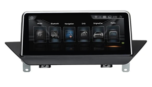 CarMedia XN-B1007-Q6 BMW X1 (E84) 2009-2015 для CIC на Android 10.0