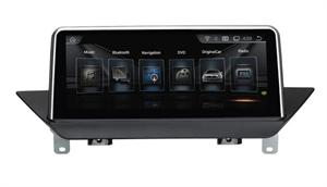 CarMedia XN-B1008-Q6 BMW X1 (E84) 2009-2015 для СIC на Android 10.0