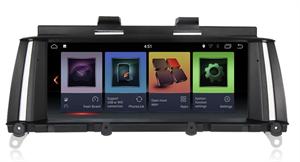 CarMedia XN-B1011-Q6 BMW X3 2010-2017 F25 (CIC) на Android 10.0