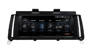 CarMedia XN-B1012-Q6 BMW X3 II (F25) 2010-2017 на Android 10.0