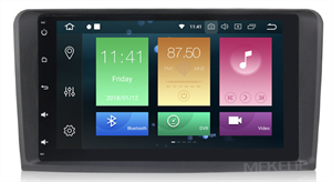 CarMedia XN-M999-P6 MERCEDES ML класс W164 2005-2011, GL класс X164 2006-2012 на Android 10.0