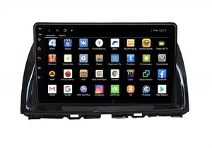 Parafar для Mazda CX-5 I (2011-2017) на Android 9.0 (PF984XHD)