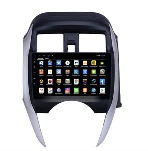 Parafar для Nissan Almera III (G15) 2013-2018 на Android 9.0 (PF173XHD)