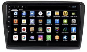 Parafar PF973XHD для Skoda Superb II (B6) 2008-2015 на Android 9.0