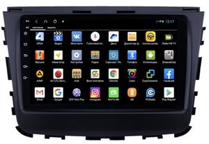 Parafar PF356XHD для SsangYong Rexton IV 2018-2020 на Android 9.0