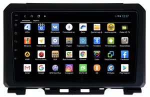 Parafar PF126XHD для Suzuki Jimny IV 2018-2020 на Android 9.0
