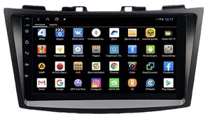 Parafar PF054XHD для Suzuki Swift IV 2011-2017 на Android 9.0