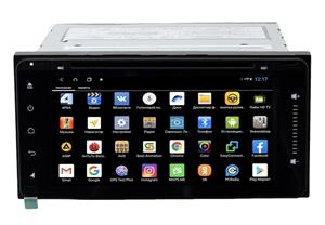 Parafar PF071XHDDVD для Toyota универсальная на Android 9.0