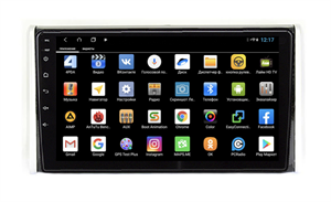 Parafar PF568XHD для Toyota RAV4 (XA50) 2018-2020 на Android 9.0