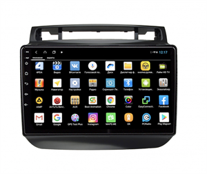 Parafar PF048XHD для Volkswagen Touareg 2010-2019 на Android 9.0