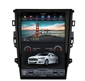 CarMedia ZF-1809-DSP для FORD MONDEO 5 2015-2021