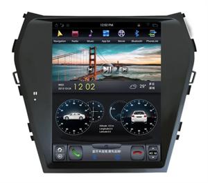 CarMedia ZF-1157-DSP для Hyundai Santa Fe 2012 - 2019