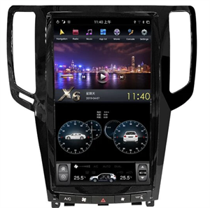 CarMedia ZF-1820-DSP для Infinity G series 2007 - 2013