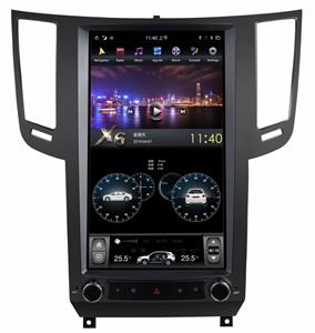 CarMedia ZF-1828-DSP для Infinity FX35 2009-2013