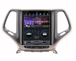 CarMedia ZF-1018G-DSP для JEEP Cherokee 2014+