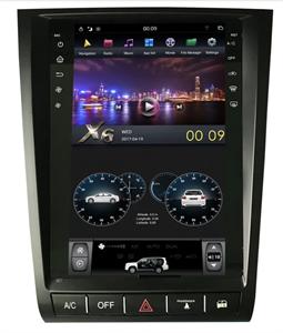 CarMedia ZF-1252H-DSP для LEXUS GS 2004-2011