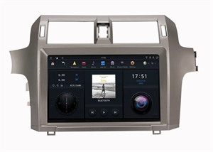 CarMedia ZF-6018-DSP для LEXUS GX 400/460 2010-2019