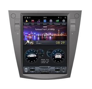 CarMedia ZF-1072-DSP для SUBARU Forester 2013-2014 (SH), XV 2012-2014, Impreza 2011+ (GP/GJ)