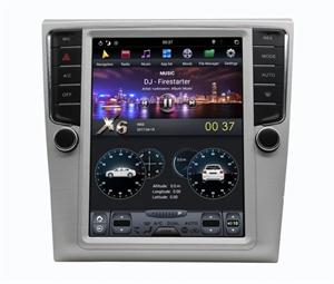 CarMedia ZF-1012-DSP для VW Passat 2005-2015 (B6, B7), Passat CC 2012-2015
