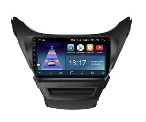 DayStar DS-7067Z с DSP + 4G SIM + CarPlay для Hyundai Elantra V (MD) 2014-2016 на Android 10.0