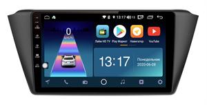 DayStar DS-7121Z с DSP + 4G SIM + CarPlay для Skoda Fabia III 2014-2018 на Android 10.0