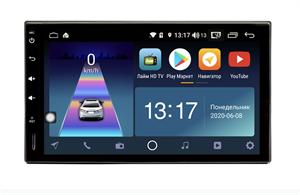 DayStar DS-7010Z с DSP + 4G SIM + CarPlay для 2 DIN универсальное головное устройство на Android 10.0