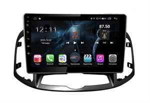 Farcar H109R (S400) с DSP + 4G SIM для Chevrolet Captiva I 2011-2015 на Android 10.0