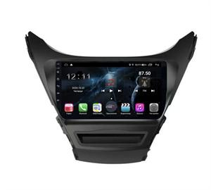 Farcar H360R (S400) с DSP + 4G SIM для Hyundai Elantra 2011-2014 на Android 10.0