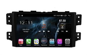 Farcar H465R (S400) с DSP + 4G SIM для Kia Mohave I 2008-2018 на Android 10.0