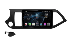 Farcar H217R (S400) с DSP + 4G SIM для Kia Picanto 2011-2016 на Android 10.0