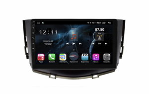 Farcar H198R  (S400) с DSP + 4G SIM для Lifan X60 I 2012-2016 на Android 10.0