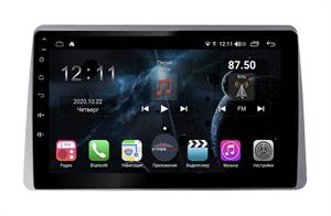 Farcar H1222R (S400) с DSP + 4G SIM для Renault Duster 2020+ на Android 10.0