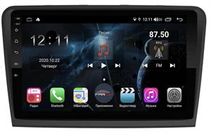 Farcar H306R (S400) с DSP + 4G SIM для Skoda Superb II (B6) 2008-2015 на Android 10.0