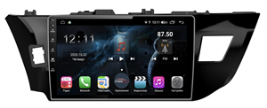 Farcar H307R (S400) с DSP + 4G SIM для Toyota Corolla XI 2013-2015 на Android 10.0