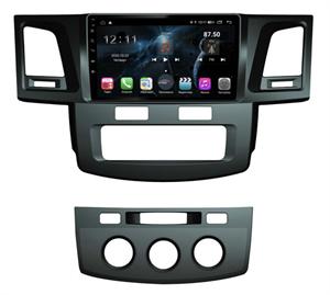 Farcar H143R (S400) с DSP + 4G SIM для Toyota Hilux 2012+ на Android 10.0