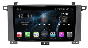 Farcar H457/1234R (S400) с DSP + 4G SIM для Toyota Land Cruiser 100 2002-2007 на Android 10.0
