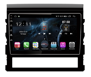 Farcar H567/609R (S400) с DSP + 4G SIM для Toyota Land Cruiser 200 2016+ на Android 10.0