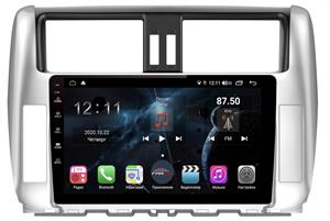 Farcar H065R (S400) с DSP + 4G SIM для Toyota Land Cruiser Prado 150 2009-2013 на Android 10.0