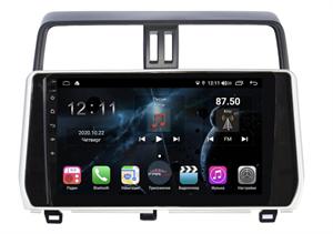 Farcar H1053R (S400) с DSP + 4G SIM для Toyota Land Cruiser Prado 150 2017-2018 на Android 10.0