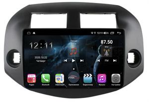 Farcar H018R (S400) с DSP + 4G SIM для Toyota RAV4 (XA30) 2006-2013 на Android 10.0