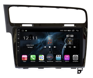 Farcar H257R (S400) с DSP + 4G SIM для Volkswagen Golf 7 2013-2018 на Android 10.0