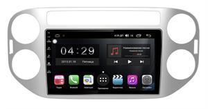 Farcar H489R (S400) с DSP + 4G SIM для Volkswagen Tiguan 2007-2011 на Android 10.0